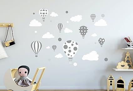 Decorazione Pareti Per Bambini : Adesivi sul muro adesivi murali decorazione palloncino palloncini