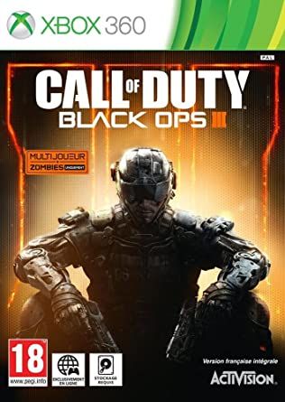 Amazon Com Call Of Duty Black Ops Iii Xbox 360 Online Only Video