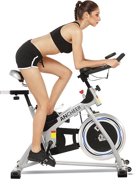 Spinning Bike bicicleta Ciclismo Interior con pulso Spin Pro ...
