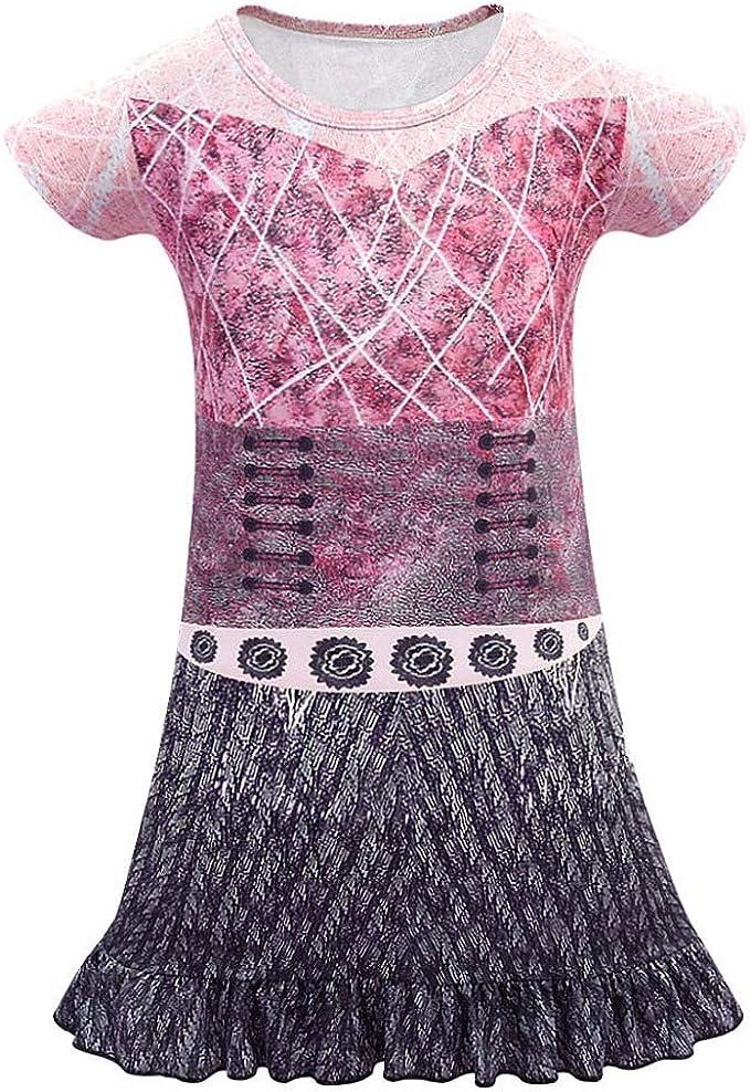Disfraz de dragón para niñas de los Descendientes 3 Audrey Mal ...