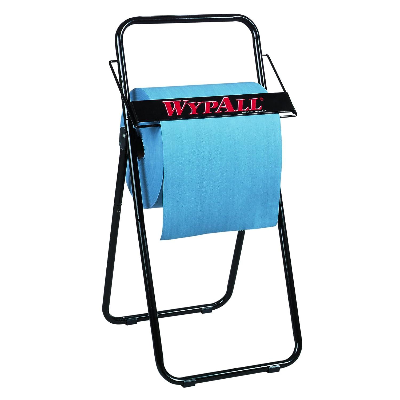 WypAll 80596 Jumbo dispensador de papel, 16 4/5 W x 18 1/2d x 33H, Negro: Amazon.es: Industria, empresas y ciencia