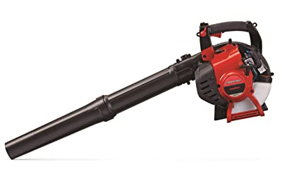 Troy-Bilt Two-Cycle Gas-Powered Leaf Blower and Vacuum