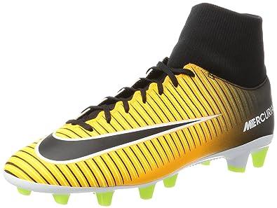 premium selection a7561 6a643 NIKE Men  s Mercurial Victory Vi Df Agpro Footbal Shoes
