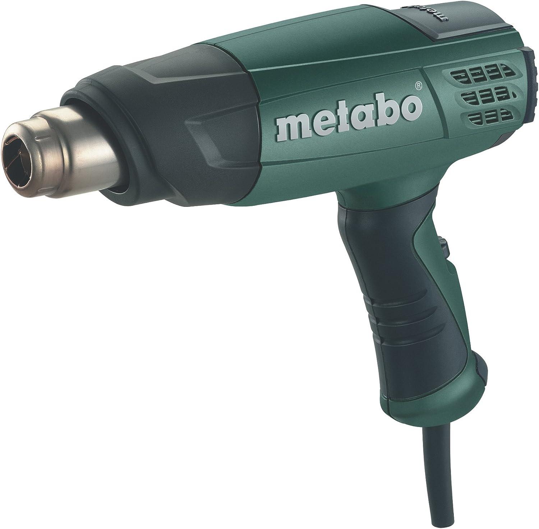 Metabo H 20-600 - Pistola de Aire Caliente 2000 W, caja cartón