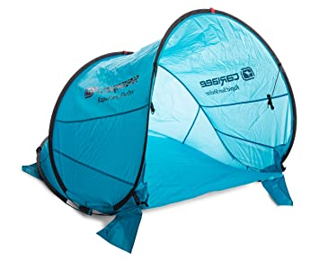 Caribee Rapid Pop Up Beach Tent Sun Shade UV Shelter (Blue)  sc 1 st  Amazon.com.au & Caribee Rapid Pop Up Beach Tent Sun Shade UV Shelter (Blue ...