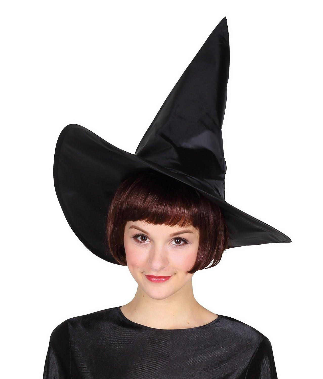 venta al por mayor barato aengulo de sombrero sombrero sombrero de bruja para adultos  de moda