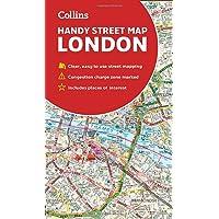 Collins Handy Street Map London