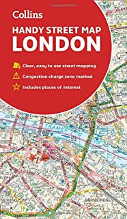 Postcode Street Map - London Full Series - Colour: Amazon co uk