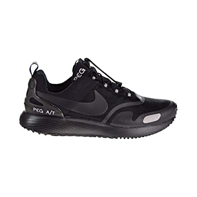 low priced d88c3 60ba5 Amazon.com  Nike Air Pegasus AT Winter Mens Shoes BlackWolf Grey  924497-001  Running