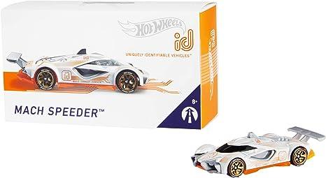 Hot Wheels Nuovo 2019 Id Auto Serie Mach Speeder Zamac