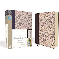 NIV Journal The Word Bible Red Letter Edition [Pink Floral]