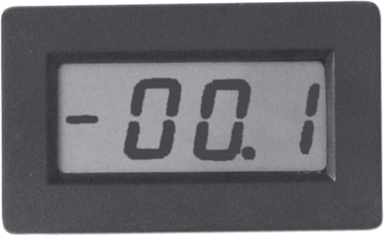 68 mm x 44 mm l x h Afficheur LCD PMLCDL