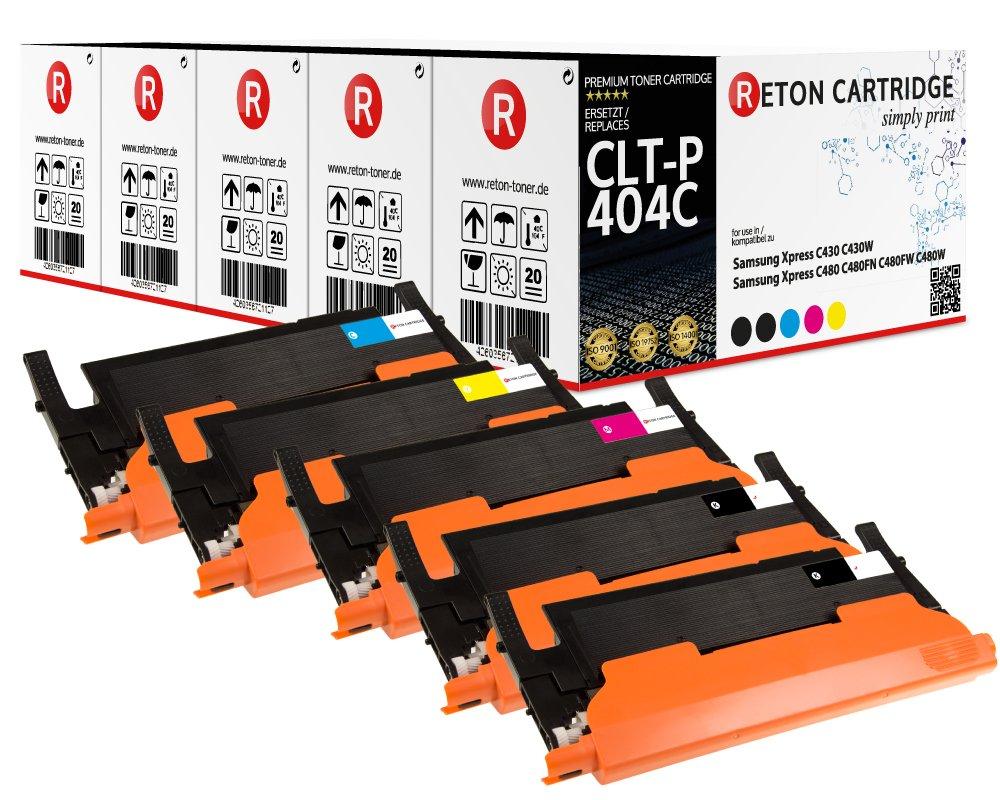 Reton - Tóner compatible con la norma ISO 19798 de sustitución de ...