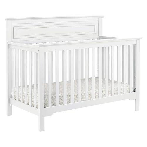 DaVinci Autumn 4-in-1 Convertible Crib in White, Greenguard Gold Certified