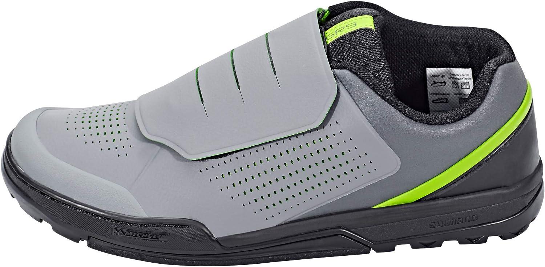 Shimano SH-GR9 Shoes Grey/Black Shoe Size 47 2019 Bike Shoes: Amazon.co.uk:  Shoes & Bags