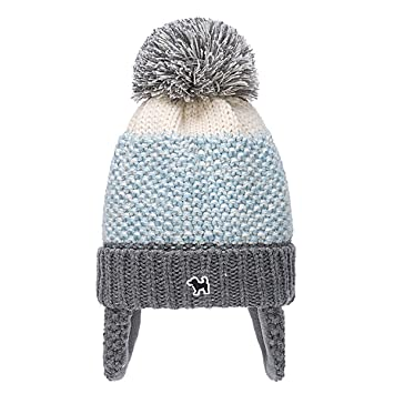 TININNA Unisex Baggy Beanie Crochet Tejer Invierno Caliente De ...