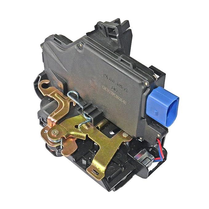 Frontal derecho cerradura de la puerta del actuador uso para LHD vehículo 3d1837016: Amazon.es: Coche y moto