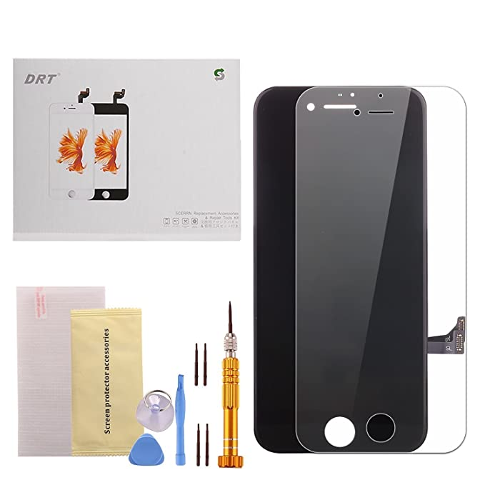 22 opinioni per LCD Per iPhone 7 Plus, Schermo Display Completo LCD Assembly Digitizer