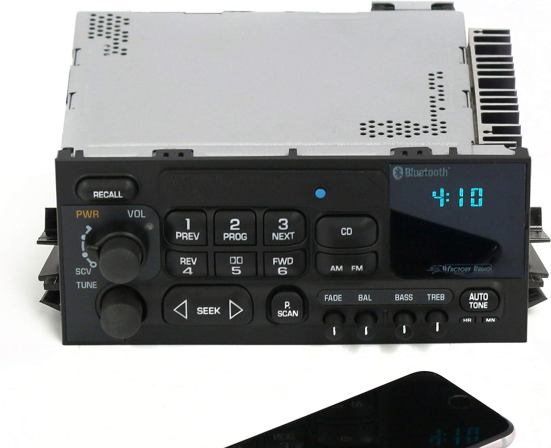 1995-2002 GMC Chevy Truck Van GM Delco Radio AM FM Cassette Player Part 09354155