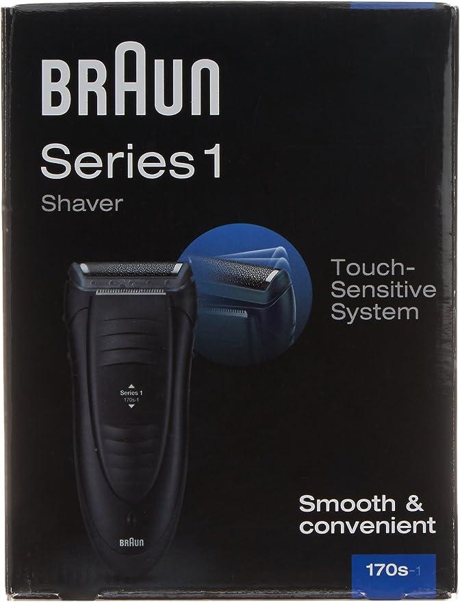 Braun 170S Series 1 Afeitadora Sistema FreeFloat: Amazon.es: Salud ...