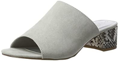 Tamaris Damen 27204 Offene Sandalen Grau (Grey Comb 221)
