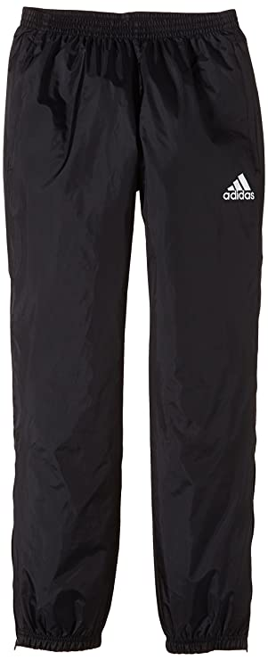 8a86008f17d7 adidas Core 11 Children s Waterproof Trousers black Size 176  Amazon ...