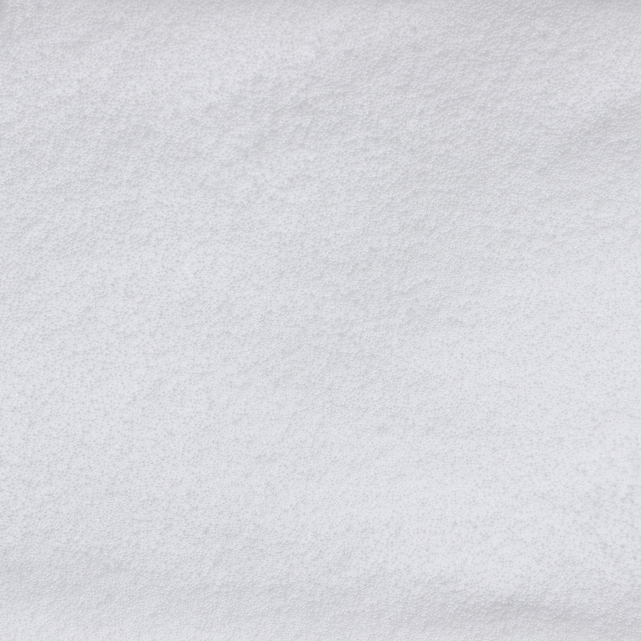 20 L kissenwelt.de Styropork/ügelchen MICRO Sandfein 0,5-1mm