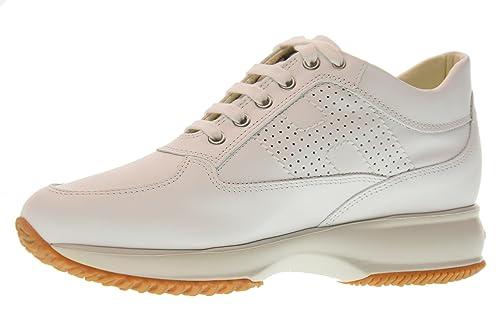 scarpe da ginnastica a buon mercato Buoni prezzi brillante nella lucentezza Hogan Scarpe Donna Sneakers Basse HXW00N00E30KLAB001 ...