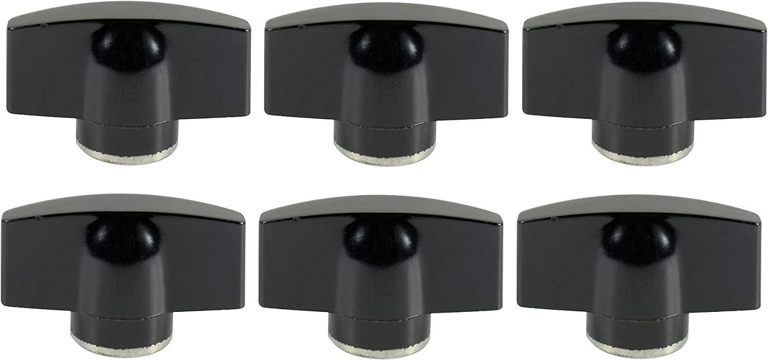 All American 64 Bakelite Wing Nut 6 Pieces