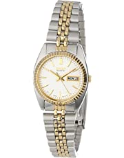 Seiko Women's SWZ054 Two-Tone Dress Watch