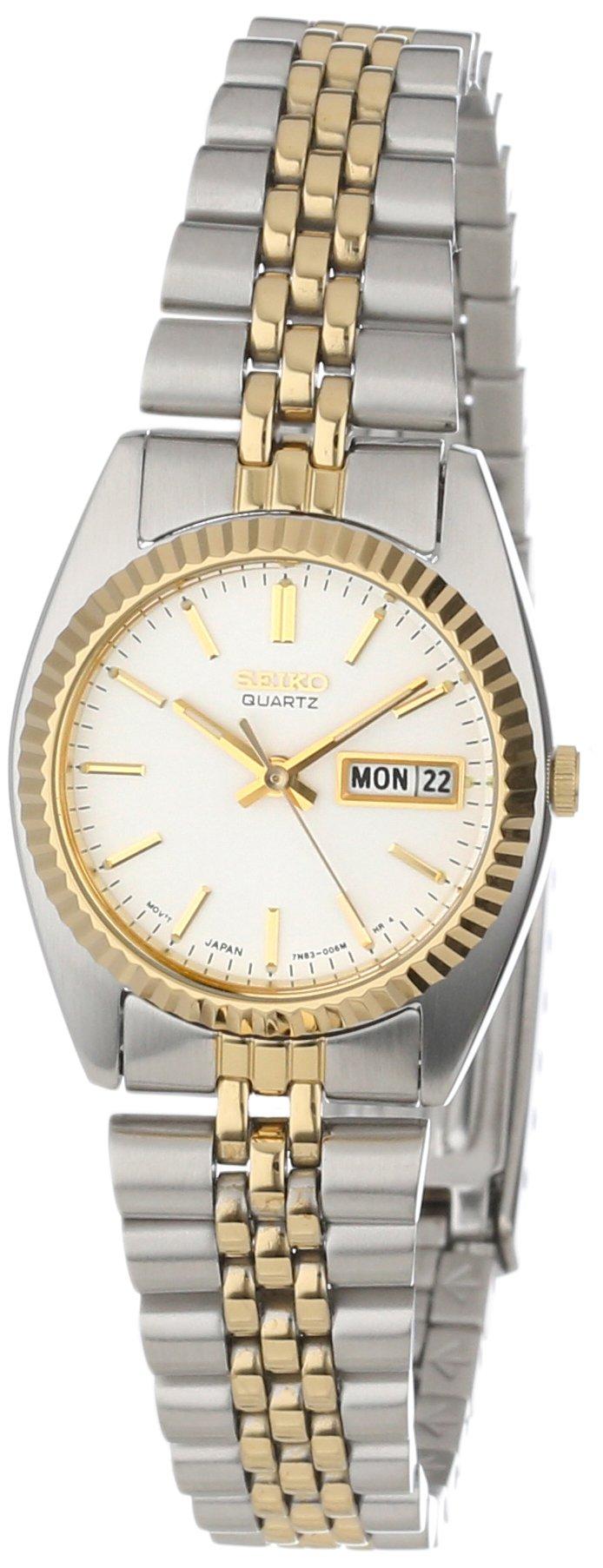 Seiko Women's SWZ054 Two-Tone Dress Watch