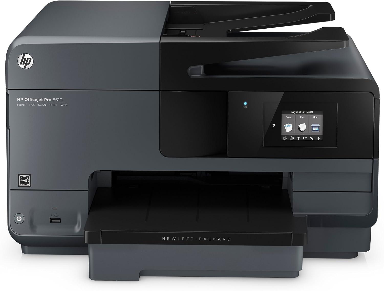 HP Officejet Pro 8610 - Impresora multifunción de tinta - B/N 13 ...