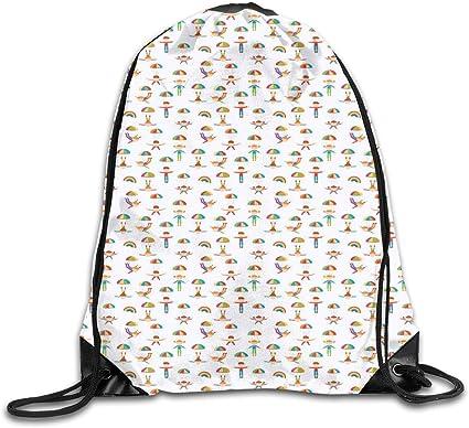 Cierre f/ácil Mochila de nataci/ón para ni/ños Paw Patrol Draw String Bag School PE