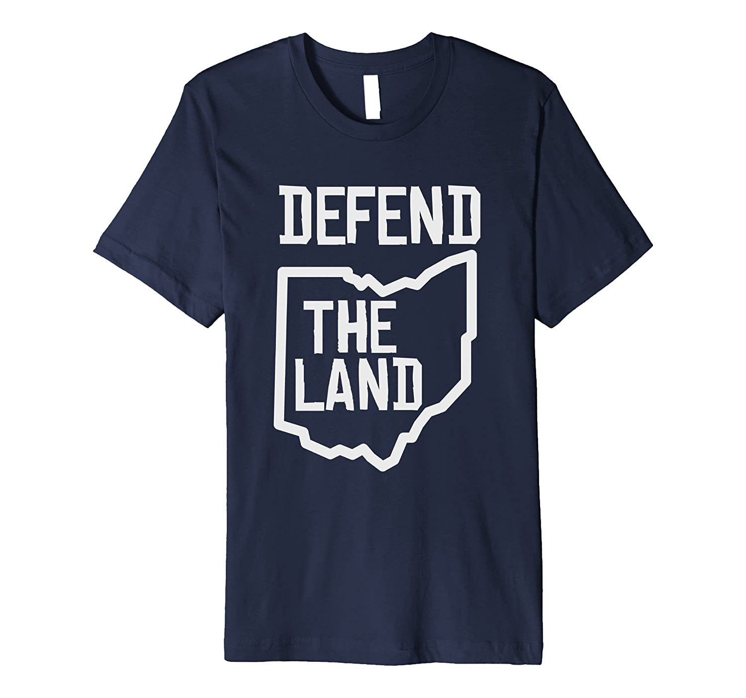 Defend the Land Ohio Cleveland Fan Shirt