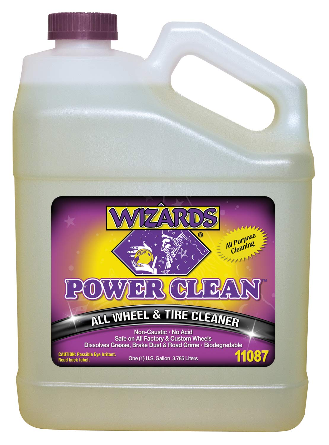 Wizards Interior Cleaning Supplies (Power Clean 1 Gallon) by Wizards