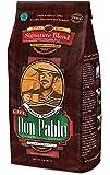 2LB Cafe Don Pablo Signature Blend Coffee - Whole Bean Coffee - Medium Dark Roast - 2 Lb Bag (Whole Bean)