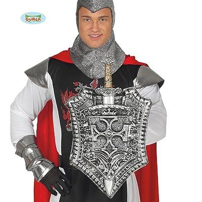 Épée de chevalier et bouclier | Bouclier de chevalier avec épée | Set de guerrier | Accessoires croisé