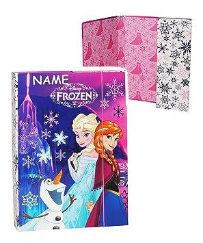 """Cuaderno de archivo/carpeta A5 - """"Disney Frozen/Frozen"""" - para"""