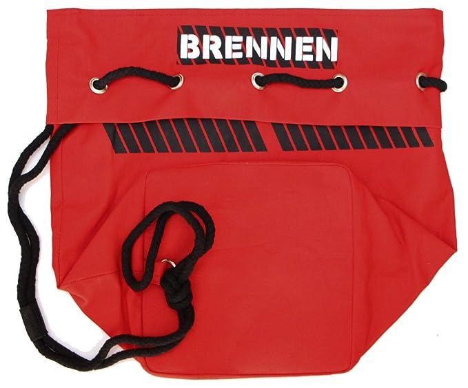 bourne identity red bag