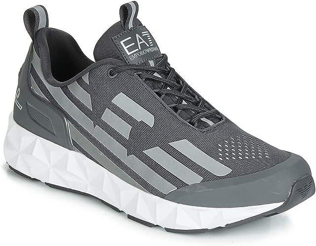 armani grey trainers, OFF 78%,Buy!