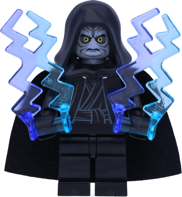 LEGO Star Wars Minifigure - Emperor Palpatine Darth Sidious (10188)