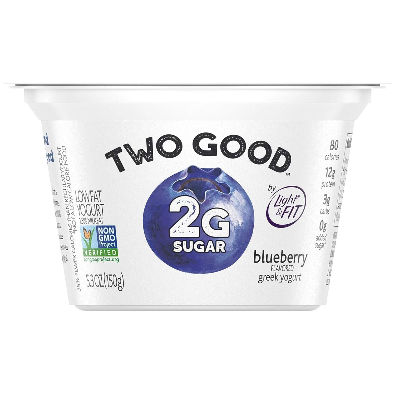 Two Good Lowfat Greek Yogurt