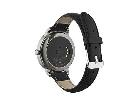 Elements Smartwatch Titanium Watch: Amazon.es: Electrónica