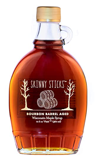 e7e81030e41 Image Unavailable. Image not available for. Color  Kentucky Bourbon Barrel  Aged Maple Syrup