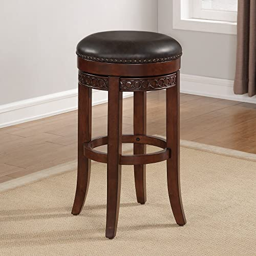 American Woodcrafters Conrad Backless Counter Stool