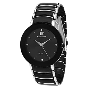 88d8b10ddc3 IIk Collection Watches Quartz Movement Analogue Black Dial Men s Watch -(IIK -121M)