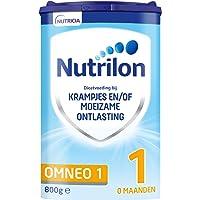 Nutrilon Omneo 1 - vanaf 0 maanden - dieetvoeding bij krampjes en/of moeizame ontlasting - 800 gram - Flesvoeding