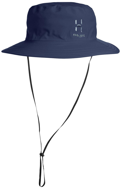 Haglöfs Erwachsene Wasserdichter Hut Proof Rain Hat S15