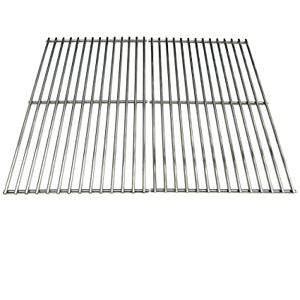 Amazon.com : Direct store Parts DS113 Solid Stainless Steel Cooking grids Replacement Brinkmann; Charmglow; Turbo Gas Grill : Garden & Outdoor