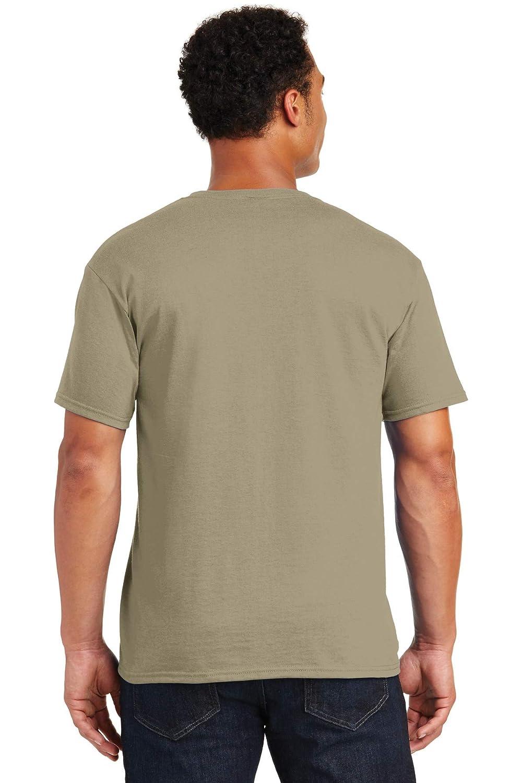 50//50 Heavyweight Blend T-Shirt Jerzees 5.6 oz. KHAKI 29M